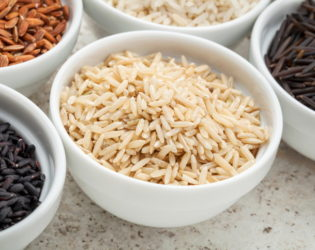 Reduce Carbs Eating Brown Rice