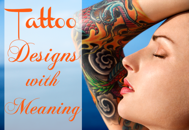 Great Tattoo Ideas with Meaning for Women