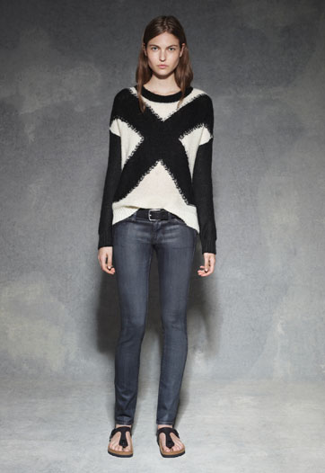 Textile Elizabeth And James Fall 2013 Look (13)