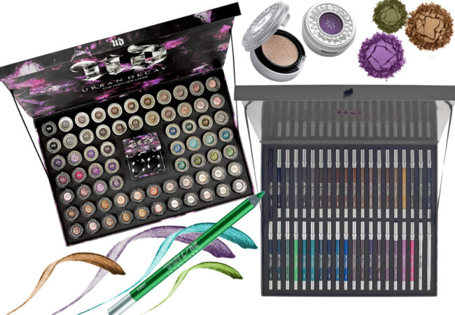 Urban Decay Holiday 2013 Sets