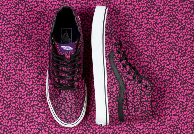 Vans x Liberty Holiday 2013 Sneakers