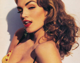 Cindy Crawford 90s Beauty Icon