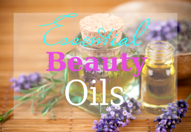 Beauty Oils for Hair and Skin