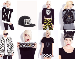 Forever 21 Bats Cats