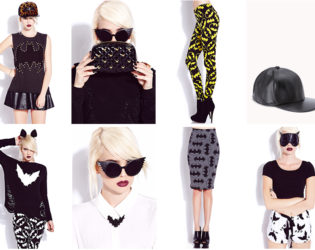 Forever 21 Fall 2013 Collection