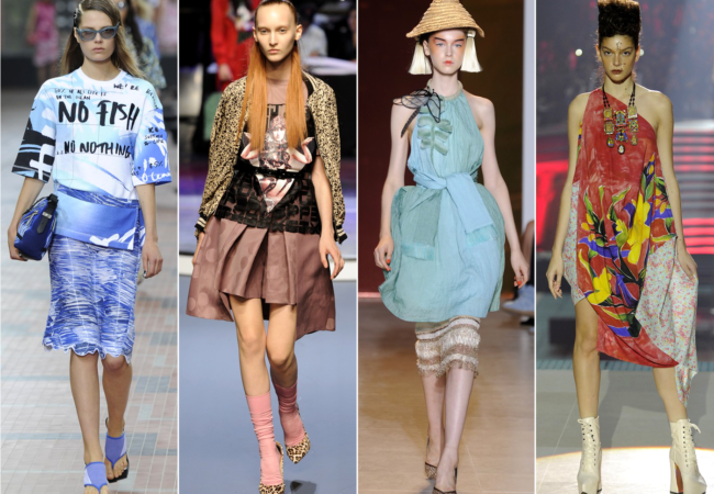 PFW Spring 2014: Quirky Collections