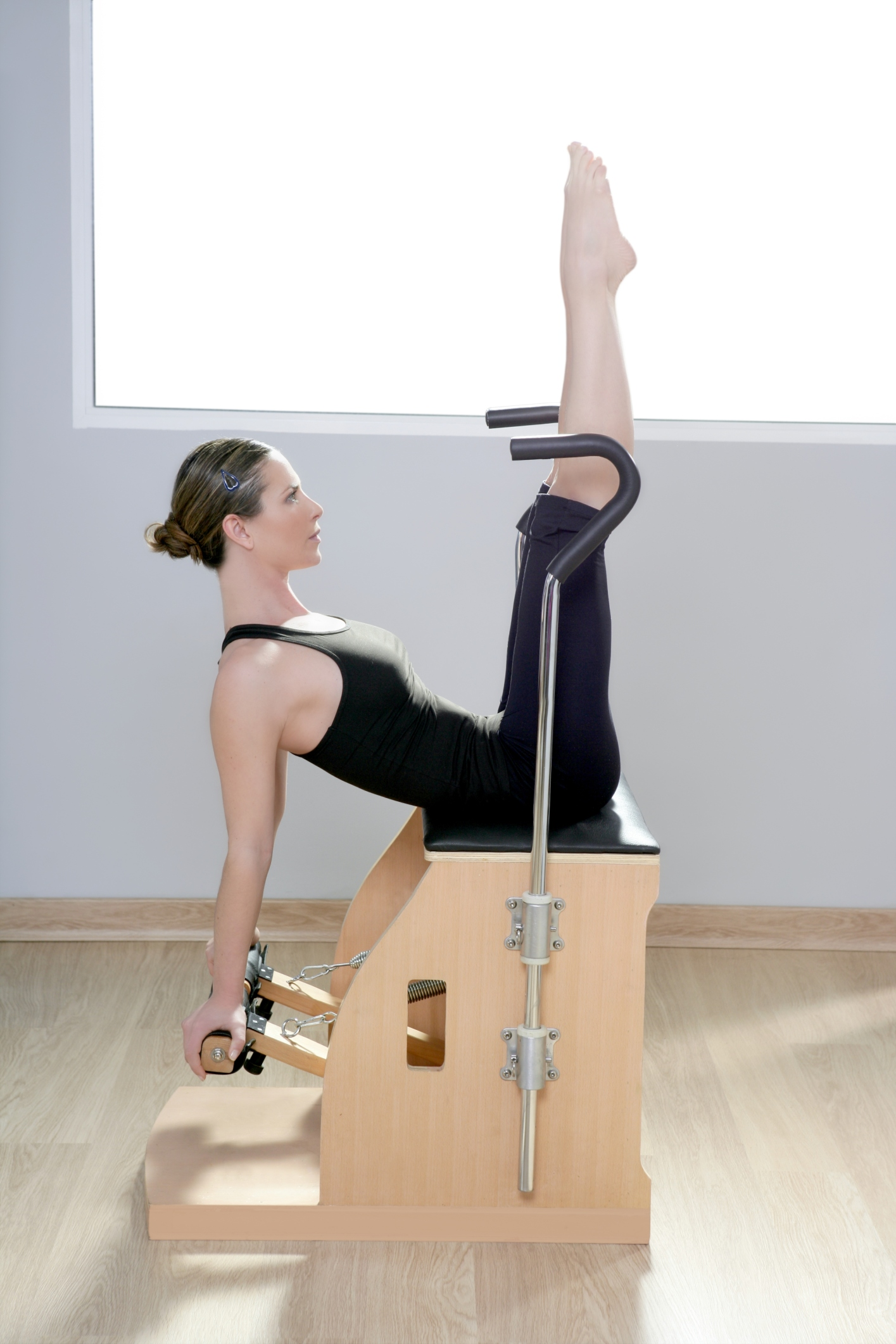 Pictures Celebrities Who Do Pilates Pilates Chair Exercise