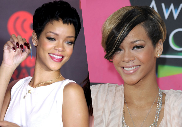 Rihanna's New Short Hairstyle: The Pixie Cut