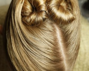 Spring 2014 Double French Twist Hairstyles (1)