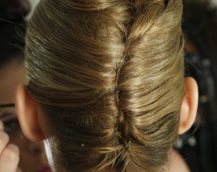 Spring 2014 Double French Twist Hairstyles (2)