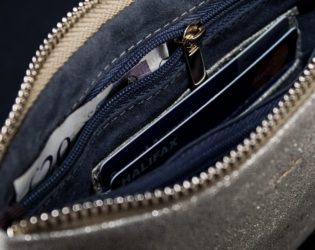 The Might Purse Inside View