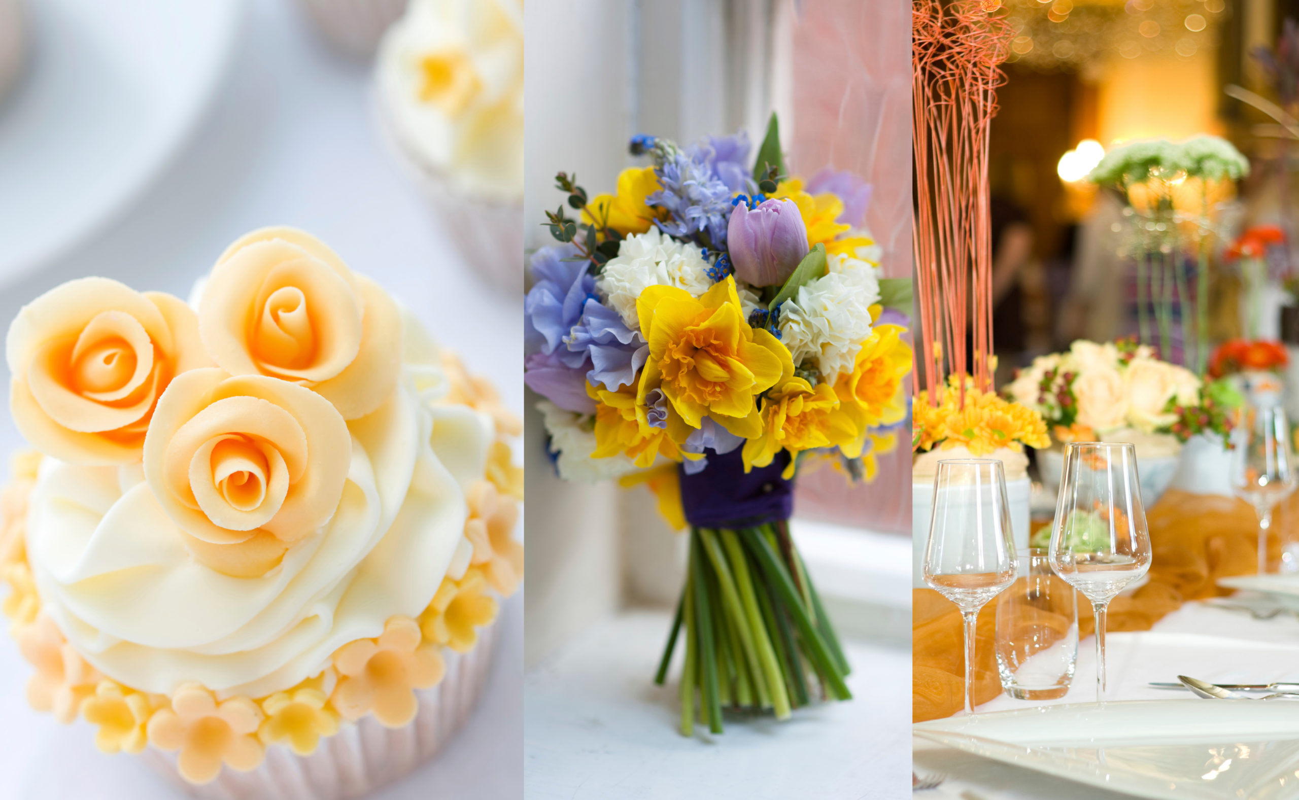 Yellow Wedding Color For Fall