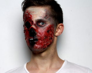 Zombie Makeup Effects