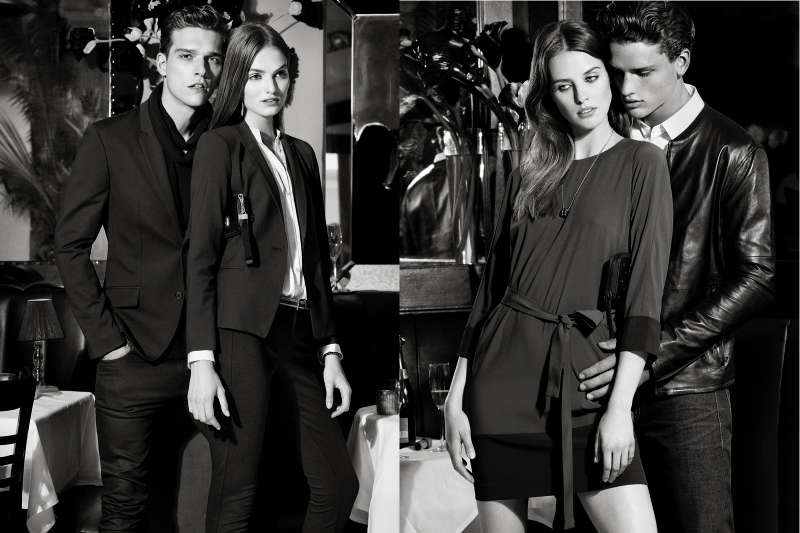 Armani Exchange Snaps For Holiday 2013