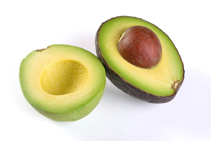 Avocado Against Hair Frizz