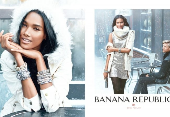 Banana Republic Holiday 2013 Campaign
