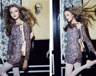 For Love And Lemons Holiday 2013 Stylebook