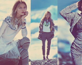 Free People Holiday 2013 Lookbook