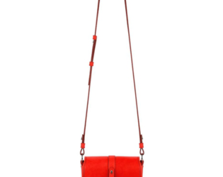 Givenchy Spring 2014 Red Cross Body Bag