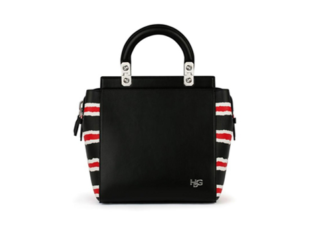 Givenchy Spring 2014 Stripes Detail Tote