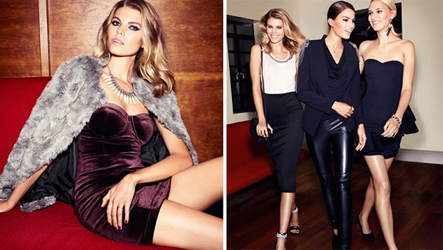 H M Party Perfect 2013 Holiday Collection