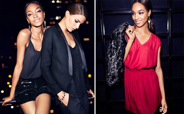 H M Party Perfect 2013 Holiday Lookbook