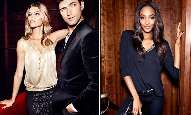 H M Party Perfect Lookbook