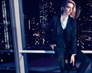 Hugo Boss Holiday 2013 Ad Campaign