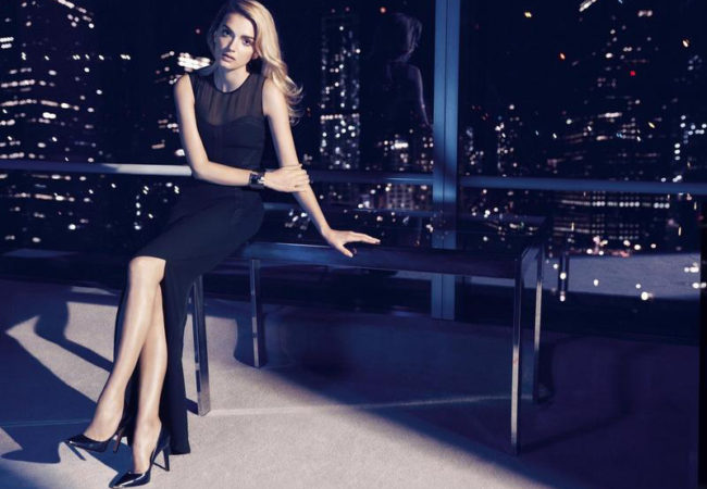Hugo Boss Holiday 2013 Campaign