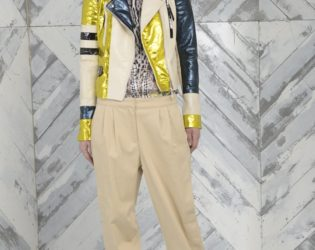 Just Cavalli Pre Fall 2014 Pant Outfit
