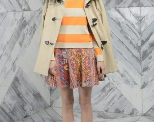 Just Cavalli Pre Fall 2014 Skirt And Coat