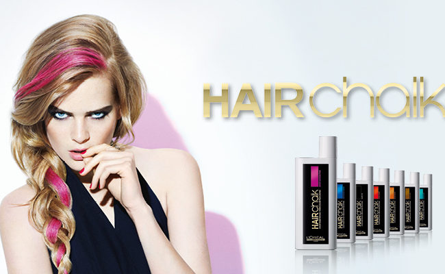 L'Oreal Professionnel HAIRchalk Collection