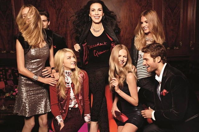 First Look at L'Wren Scott for Banana Republic Collection