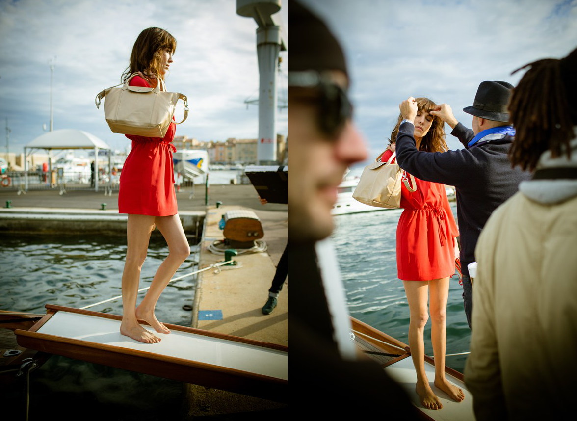 Longchamp Spring Summer 2014 Campaign