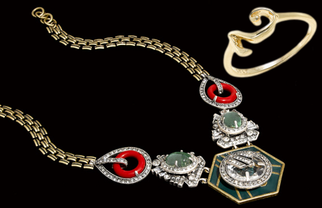 Lulu Frost for J.Crew Holiday 2013 Jewelry Collection