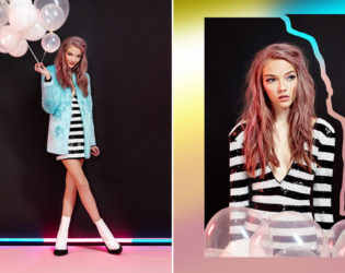 Nasty Gal The Party Shop Light It Up