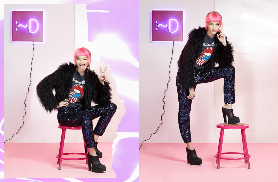 Nasty Gal The Party Shop Lookbook