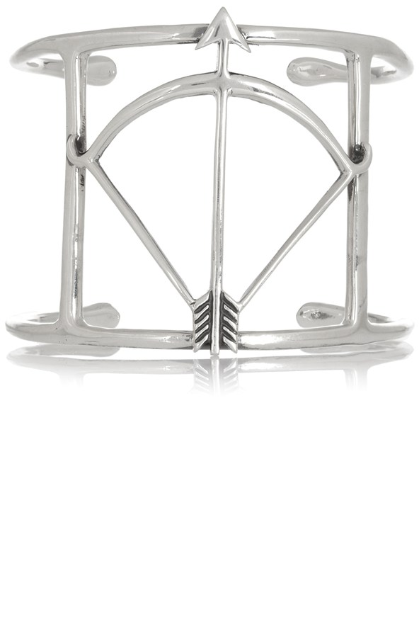 Net A Porter The Hunger Games Capitol Couture Bangle