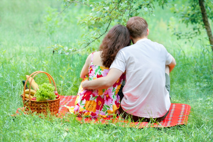 Picnic In Two
