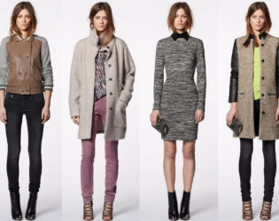 Set Fall Winter 2013 Collection