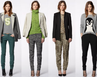 Set Winter 2013 Outfits