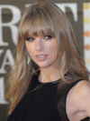 Taylor Swift Bangs Hairstyle