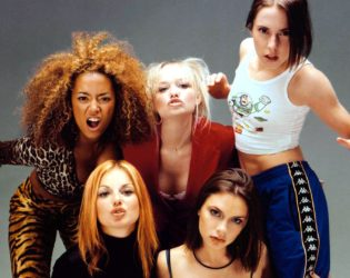 The Spice Girls 90s