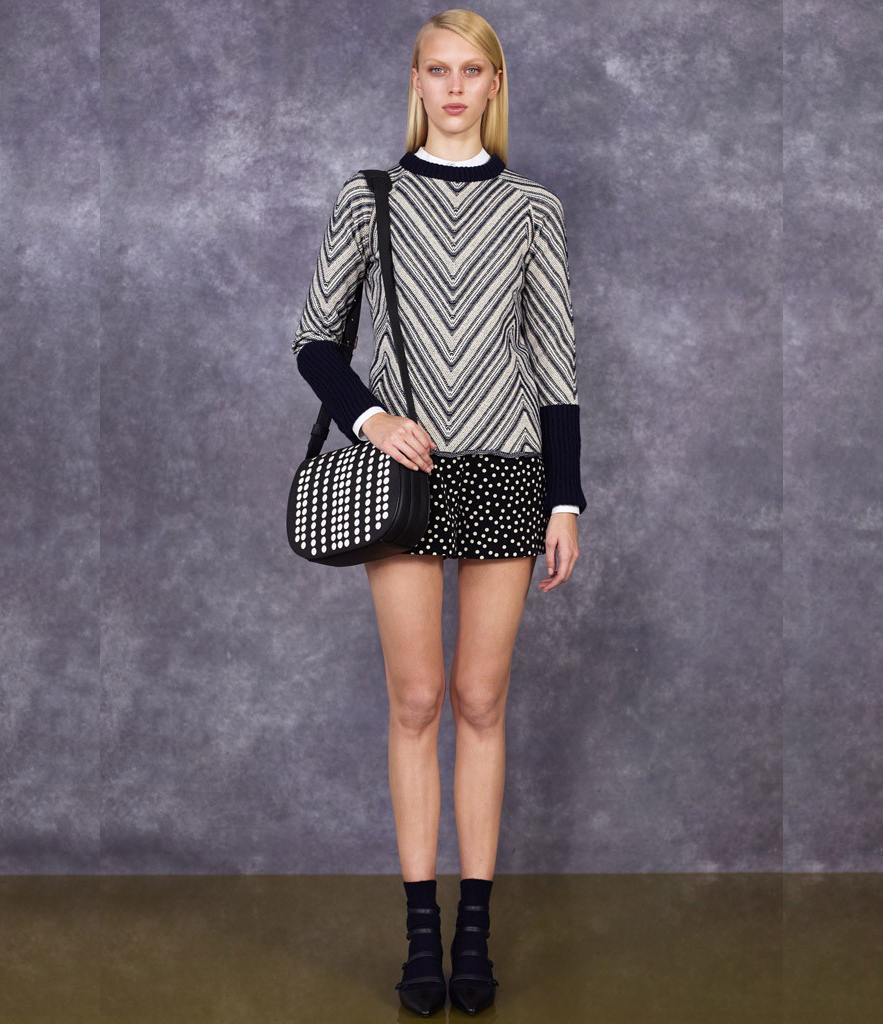 Tory Burch Pre Fall 2014 Collection Look  (1)
