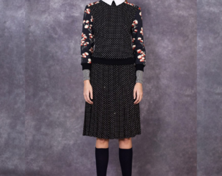 Tory Burch Pre Fall 2014 Collection Look  (11)