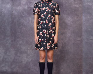 Tory Burch Pre Fall 2014 Collection Look  (12)
