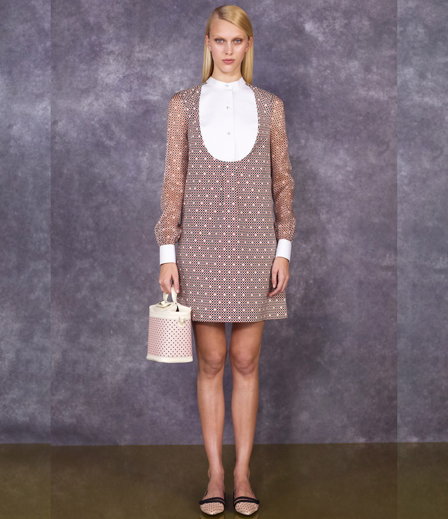 Tory Burch Pre Fall 2014 Collection Look  (13)