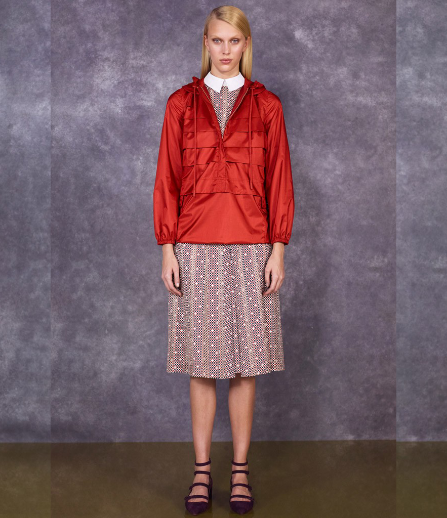 Tory Burch Pre Fall 2014 Collection Look  (14)