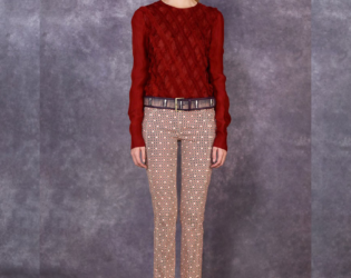 Tory Burch Pre Fall 2014 Collection Look  (15)