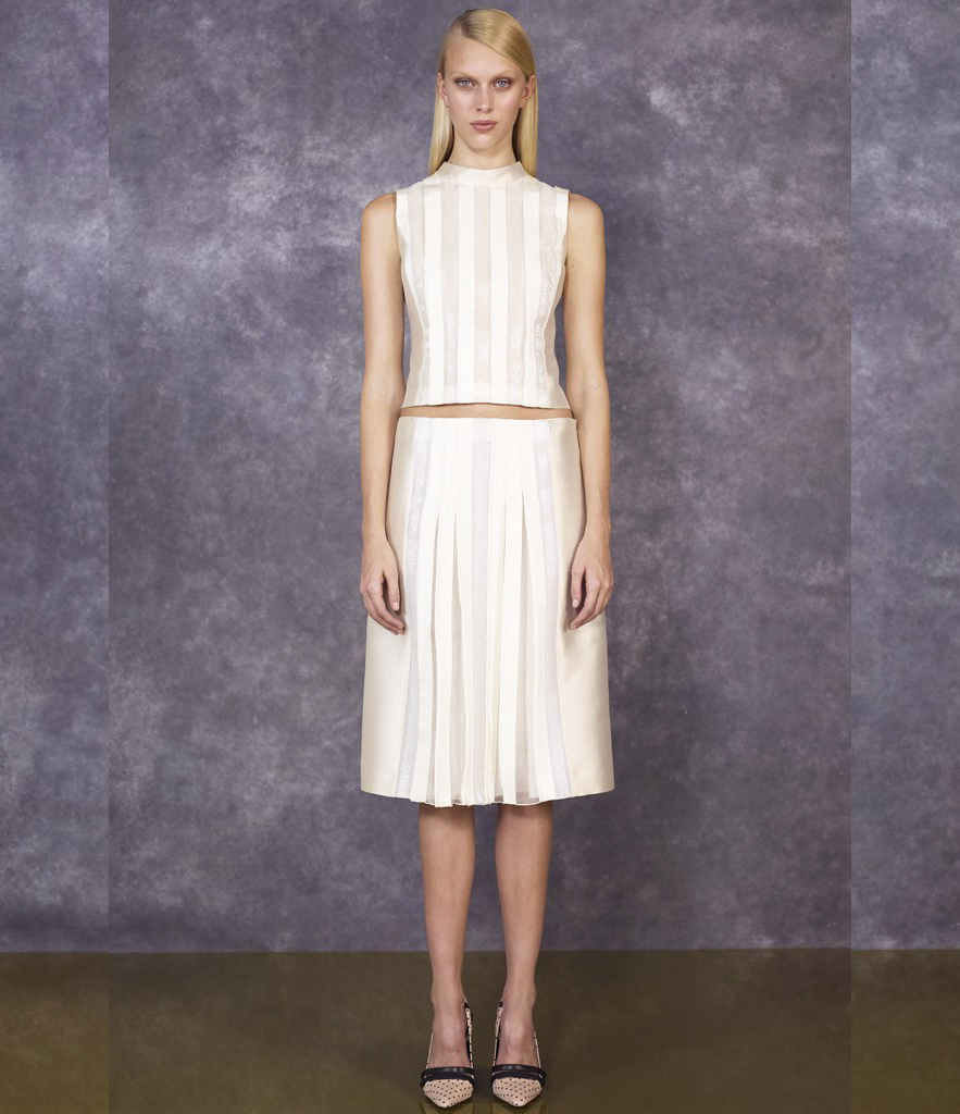 Tory Burch Pre Fall 2014 Collection Look  (16)